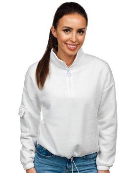 Biała bluza damska Denley KSW2029