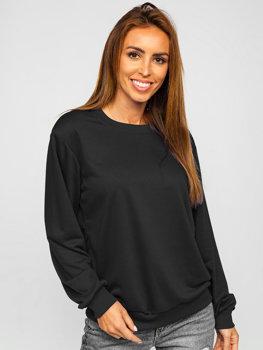 Bluza damska czarna Denley WB11002