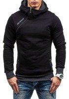 Bluza męska z kapturem czarna Denley BEN