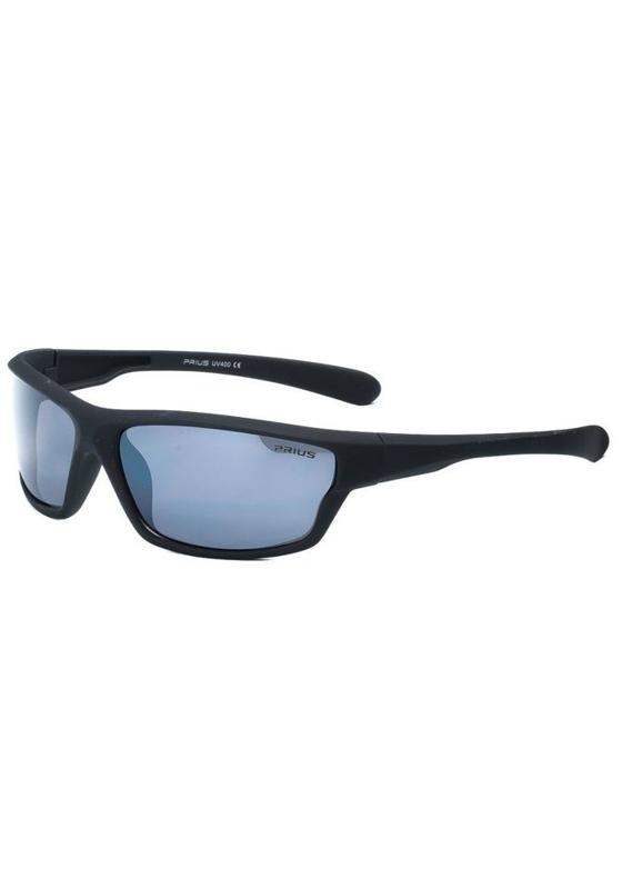 Okulary przeciwsłoneczne czarne Denley PRS211B