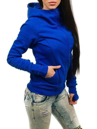 Bluza damska chabrowa Bolf 17S
