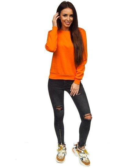 Bluza damska pomarańczowa Denley W01