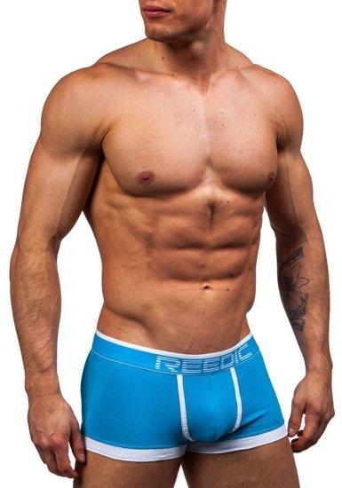Bokserki męskie niebieskie Denley G510
