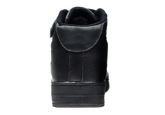 Buty męskie czarne Denley 1386