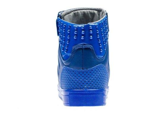 Buty męskie niebieskie Denley 3004