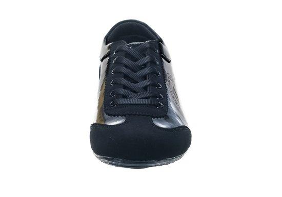 Półbuty męskie czarne Denley 610-3