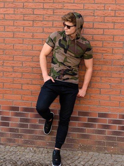 Stylizacja nr 236 - T-shirt, spodnie baggy, buty