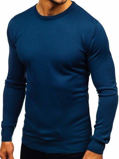 Sweter męski indygo Denley 2300
