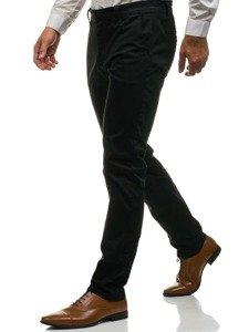 Torba męska na ramię listonoszka czarna Denley 661