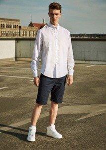 Stylizacja nr 7 - koszula i krótkie spodenki