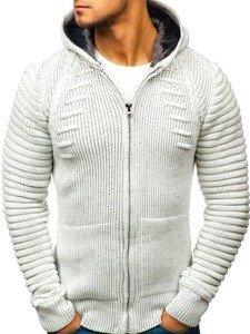 Sweter męski ecru Denley 20005