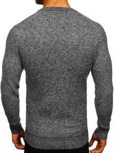 Sweter męski szary Denley H1932